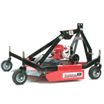 Subcompact Tractor Finish Mower - Features
